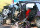 Kierowca BMW zabił jedną osobę, druga walczy o życie. Szokujące nagranie [WIDEO]