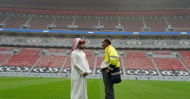 6,5 tys. robotników z Azji zginęło przy budowie stadionów w Katarze