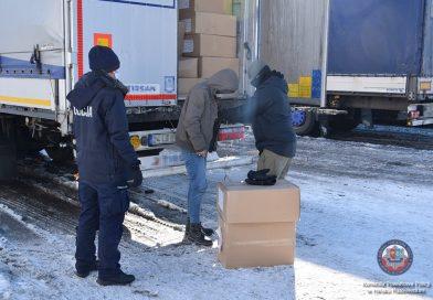 Nielegalni imigranci na polskim szlaku. Proceder kwitnie