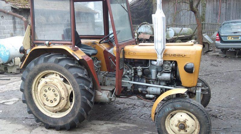 Policyjny pościg za traktorem. Dziecko w śmiertelnym niebezpieczeństwie!