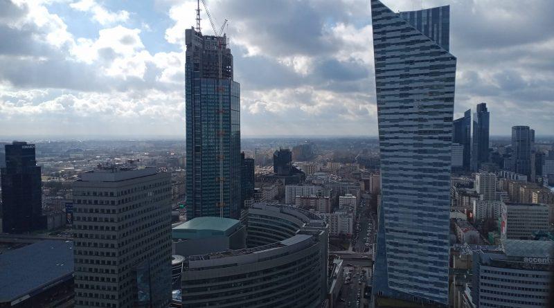 Varso: perła Warszawy na szczycie Europy