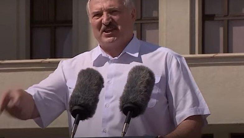 Łukaszenka chce nowego święta by uczcić atak ZSRR na Polskę 17 września