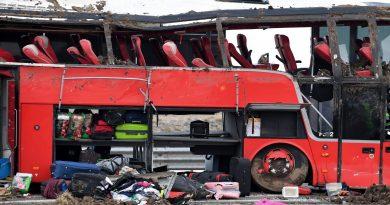 57 Ukraińców podróżowało feralnym autokarem. 6 straciło życie