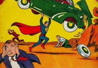 Komiks z 1938 roku sprzedano za 3,25 mln dolarów