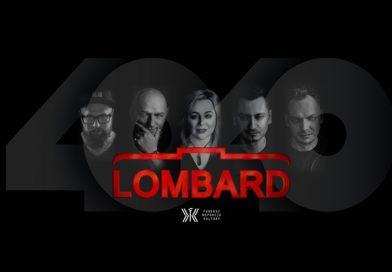 Lombard świętuje 40 urodziny nową piosenką i niezwykłym projektem