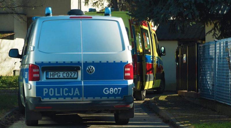 Zagroził samobójstwem… bo taksówka nie przyjechała