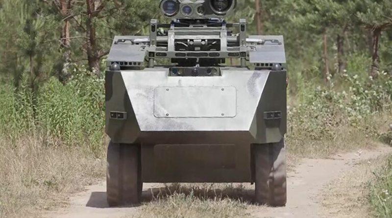 Nowa broń Łukaszenki do walk miejskich