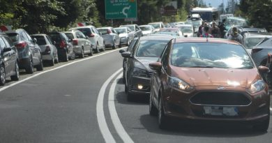 Armagedon w Zakopanem. Turyści pobili się o miejsce na parkingu [WIDEO]
