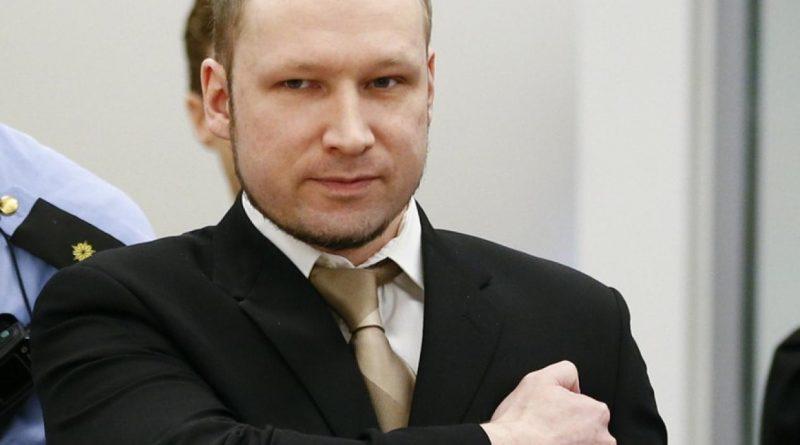Breivik, morderca 77 osób, wkrótce może wyjść na wolność!