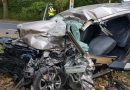 Ksiądz zginął w czołowym zderzeniu. Jechał autostradą pod prąd!