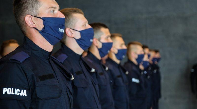 Polacy (nie)kochają policję? Raport utajniono…