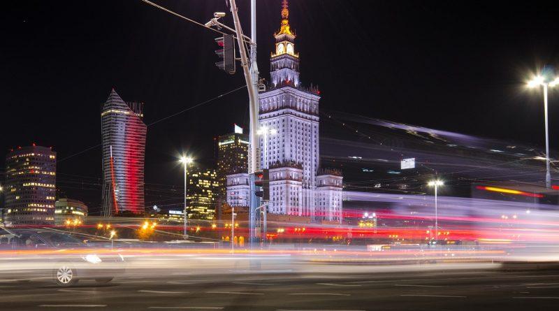 W centrum Warszawy uciekał przed kosmitami. Interweniowała policja